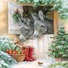 santas-donkeys